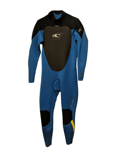 O'NEILL GOORU 3 2MM BACK ZIP MENS WETSUIT (SIZE MEDIUM ONLY