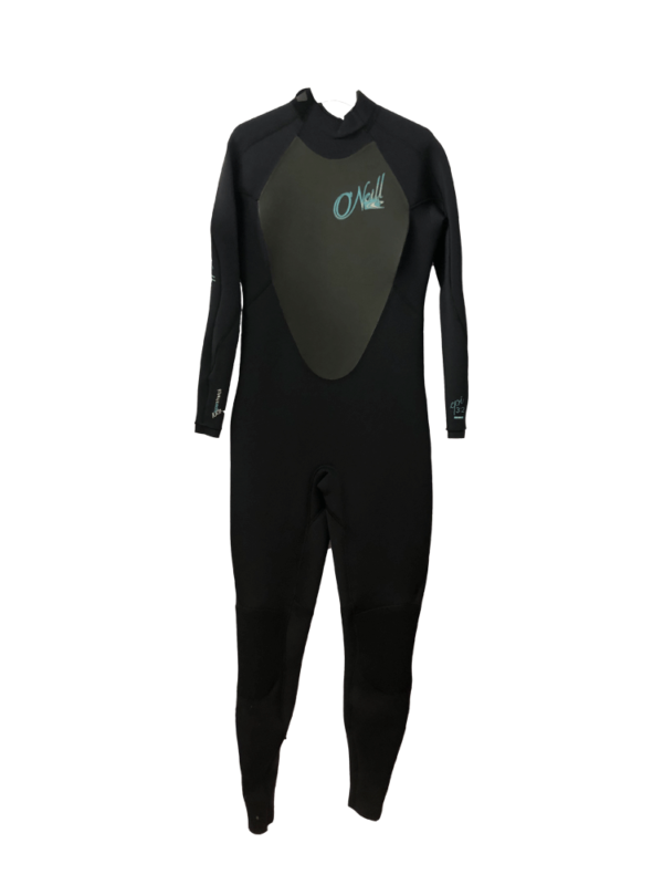 O'Neill Epic 3/2mm Back Zip Womens Spring/ Summer Wetsuit (SIZE 14 US/ 16 UK ONLY)
