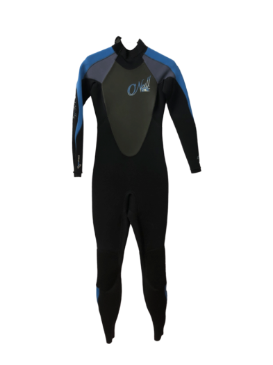 O'Neill Epic 3/2mm Back Zip Womens Spring/ Summer Wetsuit (SIZE 4 US/ 6 UK ONLY)