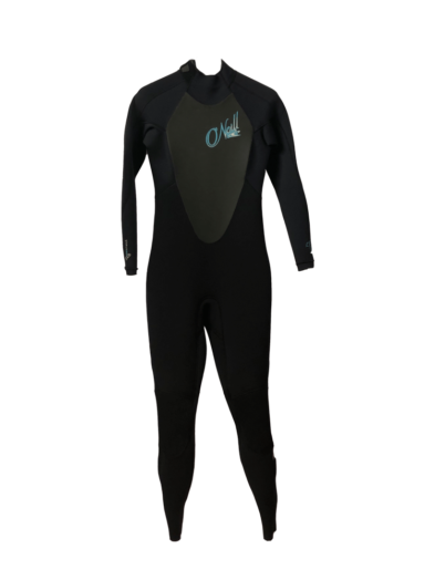 O'Neill Epic 5/3mm Back Zip Womens Autumn/ Winter Wetsuit (SIZE 4 US/ 6 UK ONLY)