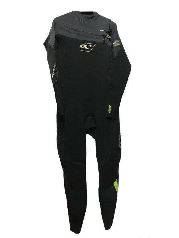 Oneill gooru 3/2mm front zip wetsuit