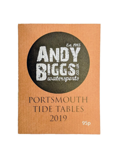 2019 Tide Tables Portsmouth
