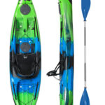 Wilderness Systems Tarpon 100 Galaxy with Drift Paddle Package