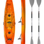 Wilderness Systems Tarpon 130T MANGO with Egalis Paddles