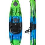 Wilderness Tarpon 100 Galaxy Sit On Top Kayak