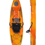 Wilderness Tarpon 100 Mango Sit On Top Kayak