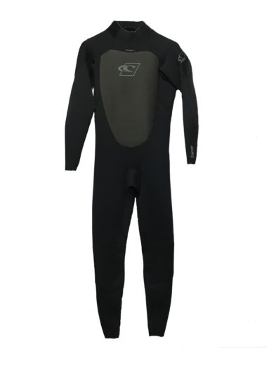 O'Neill Gooru 3/2mm Back Zip Mens Spring/Summer Wetsuit (SIZE Medium Only)