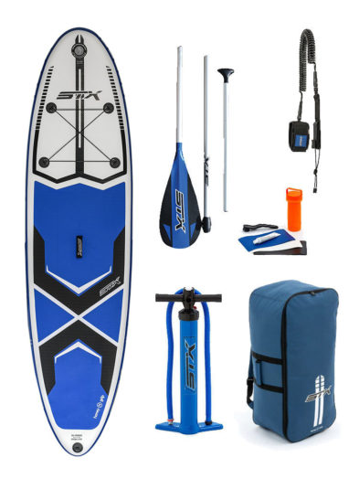 10'6 x 32 stx inflatable paddleboard