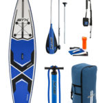 12'6''X 32'' 2019 STX Inflatable Paddleboard SUP Package