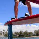 2019 Neil Pryde Glide Wind Foil Action Shot 6