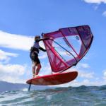 2019 Neil Pryde Glide Wind Foil Action Shot 8