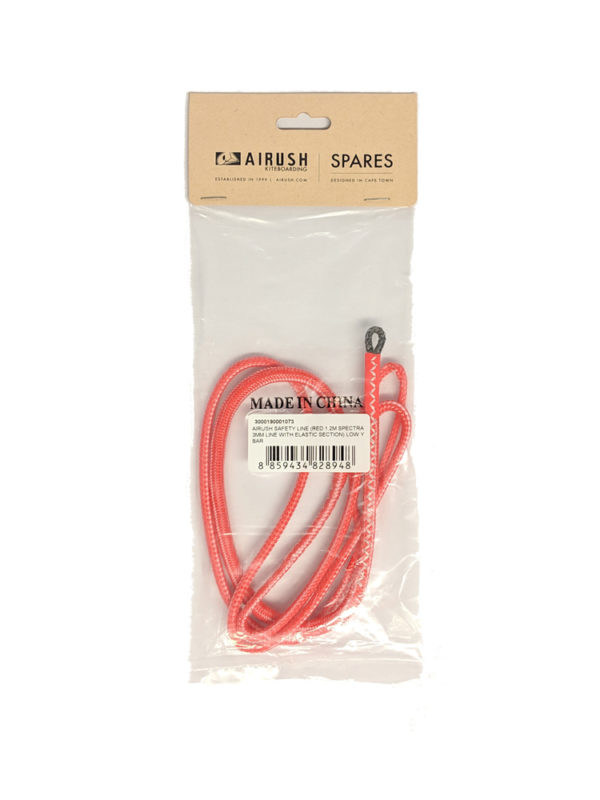 Airush Replacement Safety Line Low Y Red