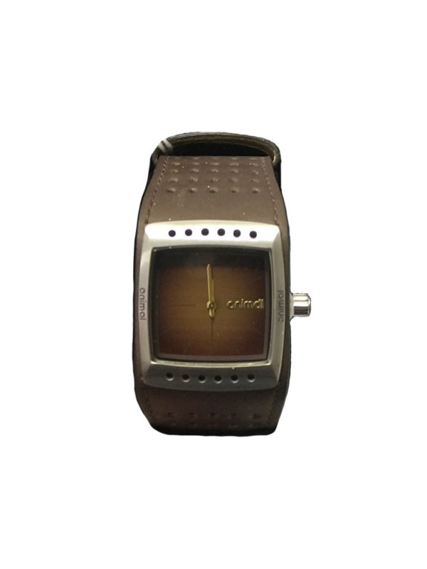 Animal Can Am S W Brown Watch Ex Display