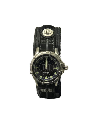 Animal Watches Mens Black Watch