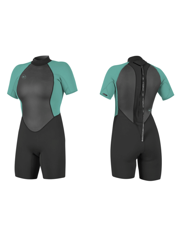 O'Neill Reactor Shorty 2mm Ladies Summer Wetsuit