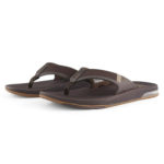 Reef Fanning Low Brown Mens Flip Flops