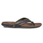 Reef J-Bay III Dark Brown Men's Flip Flops