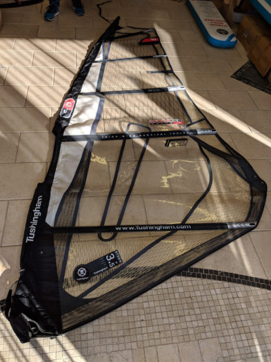 Tushingham-Sails-Storm-F10-3.5m-Freeride-Windsurfing-Sail