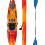 Wilderness Systems Tarpon 120 Mango with Drift Paddle Package