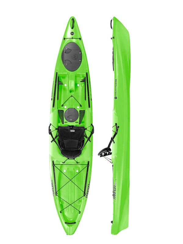 Wilderness Tarpon 120 Sit On Top Kayak 2019 Lime
