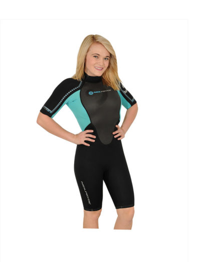 Neil Pryde 3000 3mm shorty ladies wetsuit