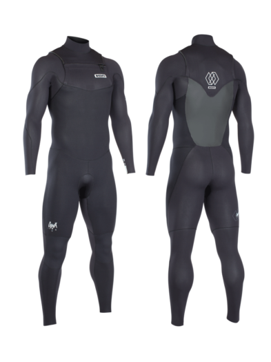 2019 ION Onyx Element Semidry 3/2mm Front Zip DL Wetsuit