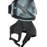 2019 ION Ripper WS 2 Kids Windsurf Waist Harness - Black