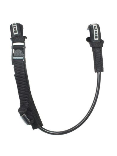 ION Harness Lines Adjustable With Buckle 48200-7075 - Black