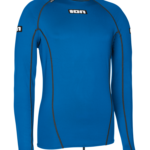 ION Promo Rashguard Mens Long Sleeve - Blue