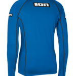 ION Promo Rashguard Mens Long Sleeve - Blue 2