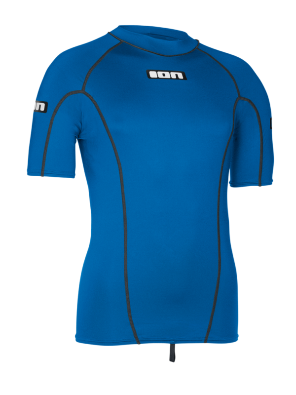 ION Promo Rashguard Mens Short Sleeve - Blue