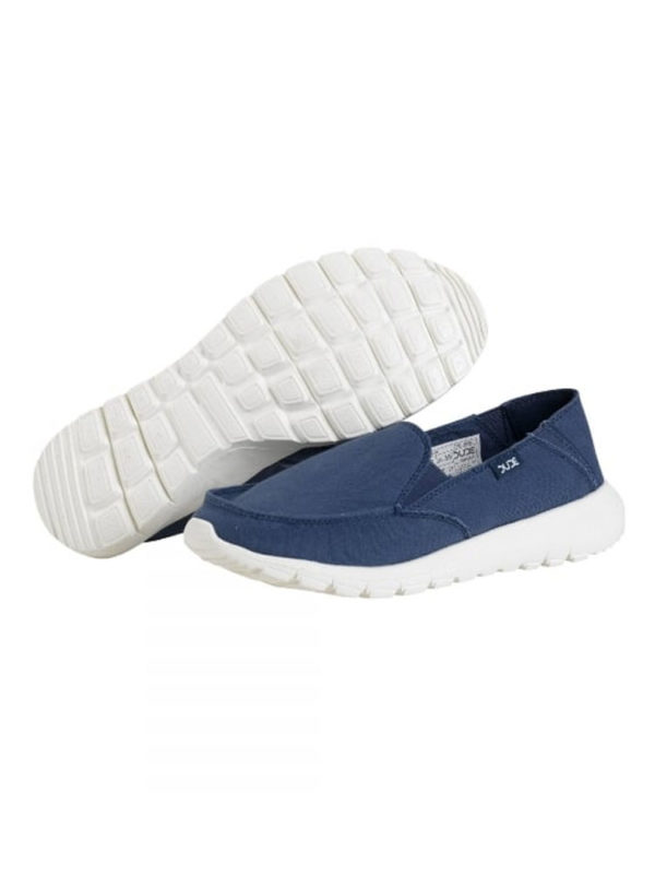 Ladies Ava SW Steel Blue Sole