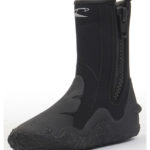 O'Neill 5mm Zipper Wetsuit Boot Zip Side