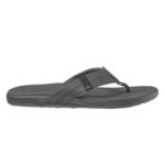 Reef Cushion Bounce Phantom Black Flip Flops