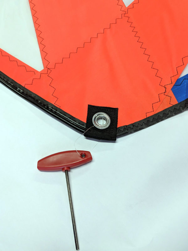 STX HD2 Windsurfing Rig Package Sail Clew