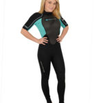 Neil Pryde 3000 Race 3mm Short Arm long leg Ladies Wetsuit