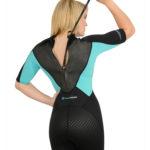 Neil Pryde 3000 Race 3mm Short Arm long leg Ladies Wetsuit