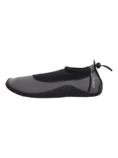 Crewsaver CSR Neoprene Summer Wetsuit Shoes - Black/ Grey