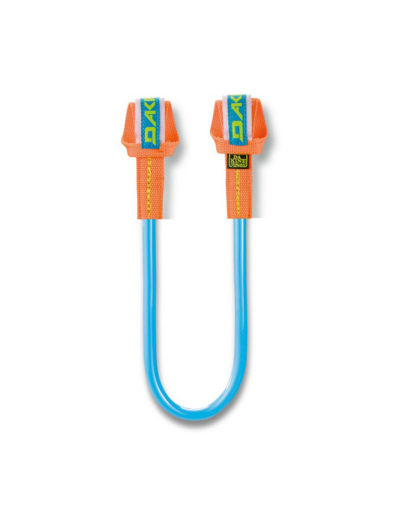 Dakine Fixed Windsurfing Harness Lines - Neon Blue Orange 26""