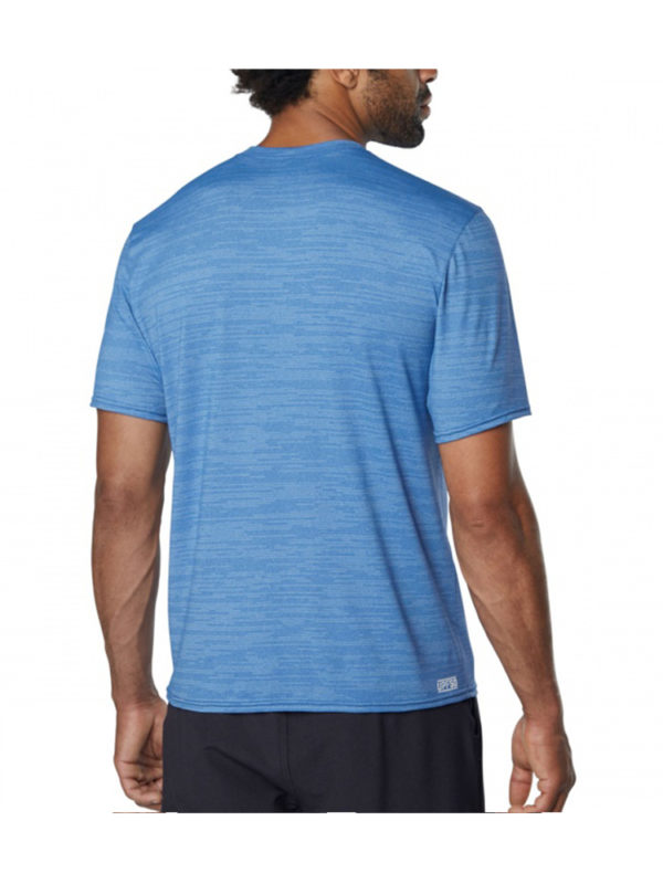 Dakine Heavy Duty Loose Fit Short Sleeve 10002310 - Scout Heather Rear