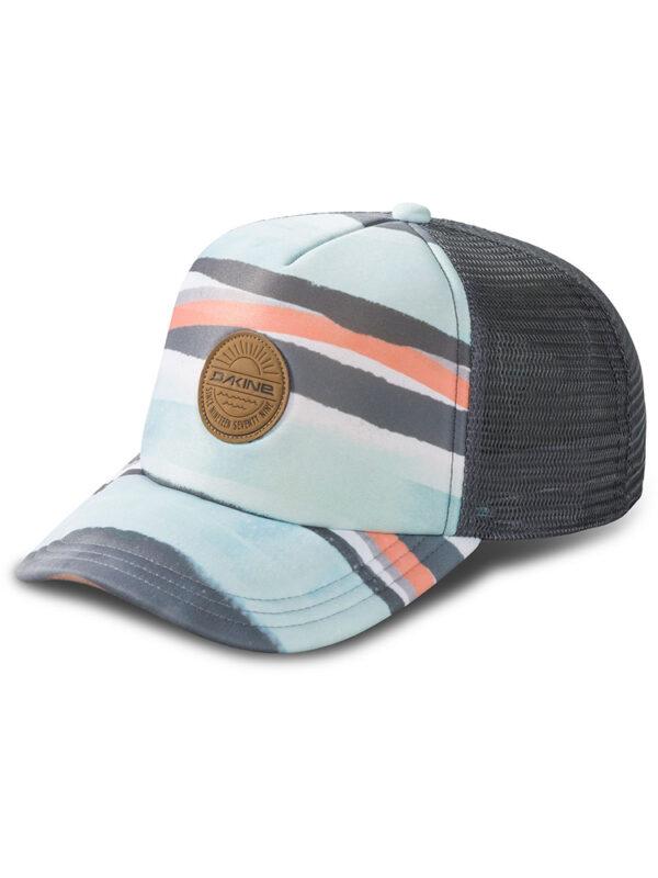 Dakine Lo' Tide Trucker Baseball Cap Hat 10001898 - Pastel Current