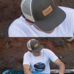 Dakine Peak to Peak Baseball Cap Hat 10002471 - Tarmac