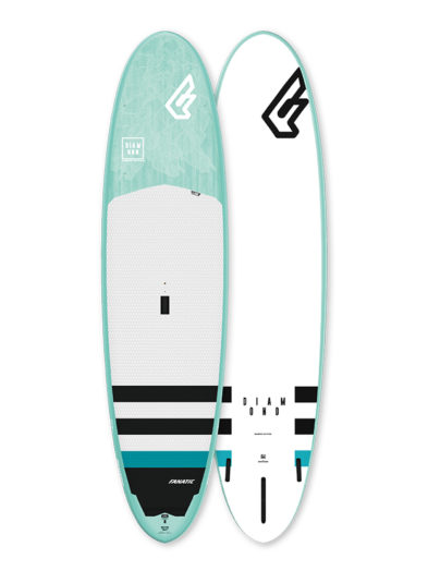 "2019 Fanatic Diamond Bamboo 10'6"" x 31"" SUP Paddleboard"