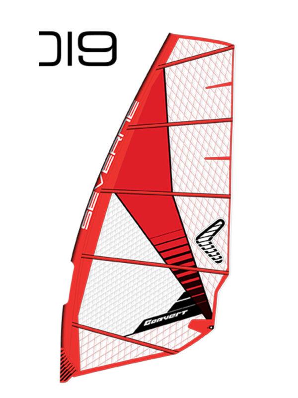 2019 Severne Convert Windsurfing Sail