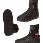 Crewsaver 5mm Zircon/ Basalt Neoprene Wetsuit Boots with Zip