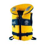 Crewsaver Spiral 100N Kids Life Jacket Yellow
