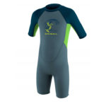 O'neill Toddler Reactor Shorty 2mm Summer Wetsuit