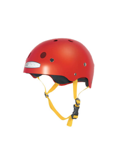 Palm AP4000 Watersports Helmet Red yellow