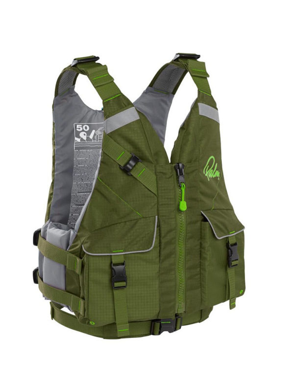 Palm Hydro Olive PFD Buoyancy Aid