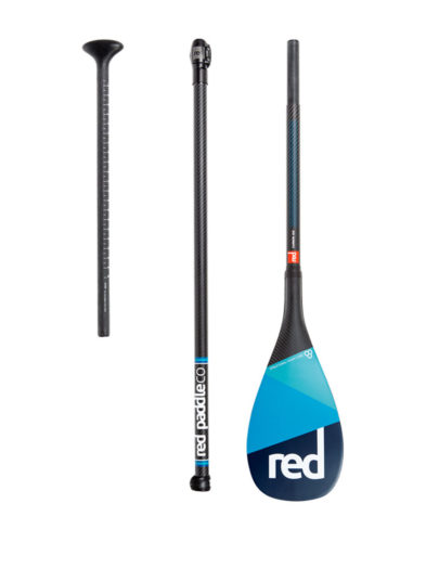 Red Paddle Co Carbon 100 2019 3 Part Paddle